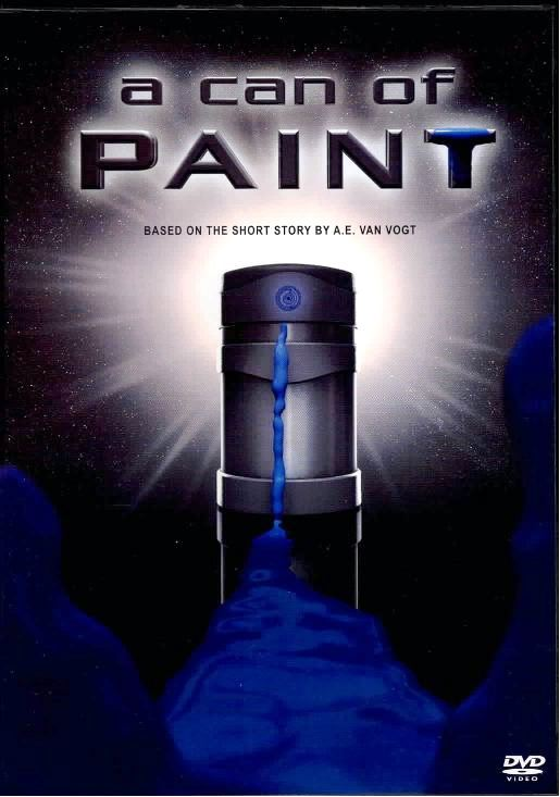 A Can of Paint, directed by Robi Michael, cover by Thomas Marinello